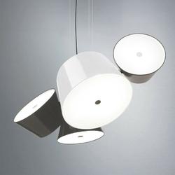 Abażur  boczny do lamp tam tam 3, 5 brown grey