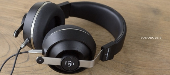Final audio design sonorous ii