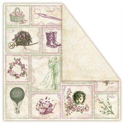 Papier Desert Rose 30,5x30,5 cm - Desert Sand - 05