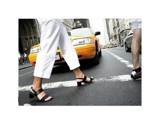 New york - ulica - reprodukcja