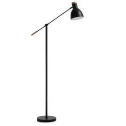Lampa podłogowa scarlett czarna