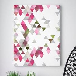 Modny obraz na płótnie - colourful destiny , wymiary - 100cm x 150cm