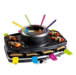 Zestaw do fondue oraz do raclette livoo doc107