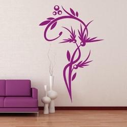 Szablon malarski kwiat 1230