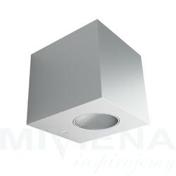 Advantage ii aluminium 230v700ma led 2x3w 3000k