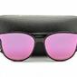 Okulary kocie przeciwsłoneczne damskie lustrzane różowe std-53