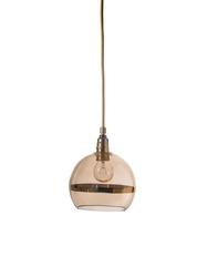 Ebb  flow :: lampa wisząca rowan ø15,5cm złota