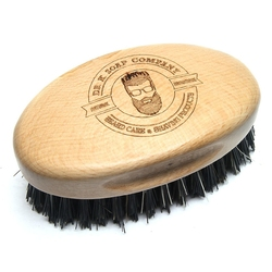 Dr k soap beard brush - mały kartacz do brody