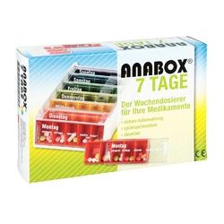 Anabox dozownik tabletek