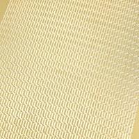 Stickers ażurowy złoty 10x23 cm - ozdobne paski - 3980