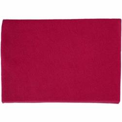 Dekoracyjny filc a4 - różowy ciemny - różcie
