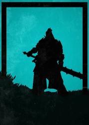 For Honor - Shugoki - plakat Wymiar do wyboru: 21x29,7 cm