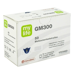 Mylife gm 300 bionime paski testowe