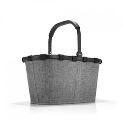 Koszyk na zakupy reisenthel carrybag twist silver - twist silver