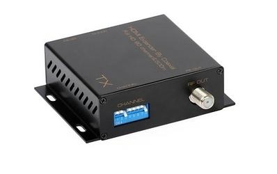 Cyfrowy modulator hdmi - dvb-t full hd 1080p60hz do instalacji monitoringu cctv - szybka dostawa lub możliwość odbioru w 39 miastach