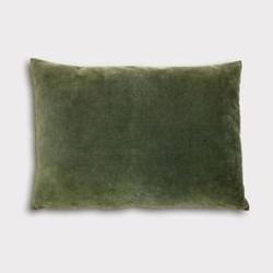 Urban nature culture :: unc poduszka vintage velvet -  kombu green