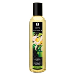 Organiczny olejek do masażu - shunga massage oil organic maple klonowy
