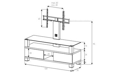 Zestaw do monitoringu: rejestrator bcs-nvr08015me-ii + 4x kamera bcs-tip3200ir-e + 1tb