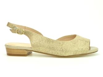 Sandały sergio leone sk807  beż
