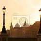 Fototapeta palais de justice, ile de la cite, paryż - francja