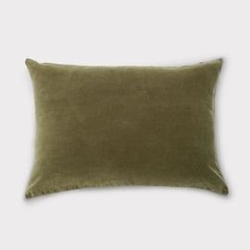 Urban nature culture :: unc poduszka vintage velvet - fir green