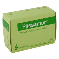Plissamur drag.