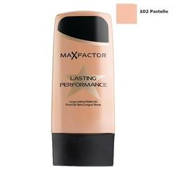Max factor lasting performance kosmetyki damskie - podkład o przedłużonym działaniu 102 pastelle 35ml