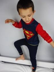 Piżama superman dla dzieci