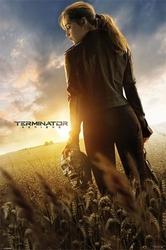 Terminator genisys okładka - plakat