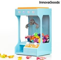 Automat do łapania cukierków i kulek ze światłem i dźwiękiem
