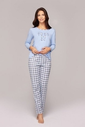 Regina 893 plus piżama damska