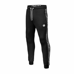 Spodnie Pit Bull West Coast Oldschool Track Pants Tape Logo - 329303900
