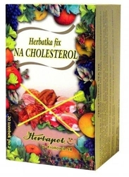 Herbatka na cholesterol fix 2g x 20 saszetek