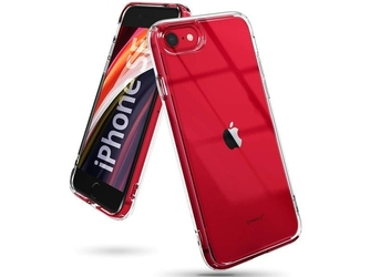 Etui ringke fusion iphone 7 8 se 2020 crystal view - przezroczysty