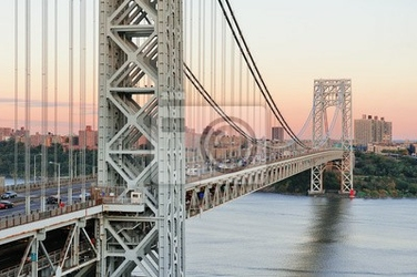 Fototapeta george washington bridge