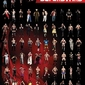 Wwe superstars - plakat