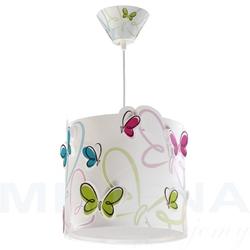 Butterfly-motyle lampa wisząca biały