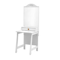 Parole biała toaletka z lustrem