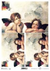 Papier soft itd a4 s101 anioły - 101