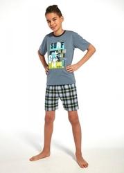 Cornette young boy 79070 surf piżama chłopięca