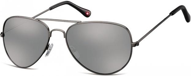 Pilotki okulary aviator montana lustrzanki ms96h