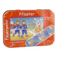 Plastry dla dzieci ze strażakami