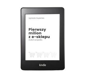 e-book pierwszy milion z e-sklepu - agnieszka skupieńska