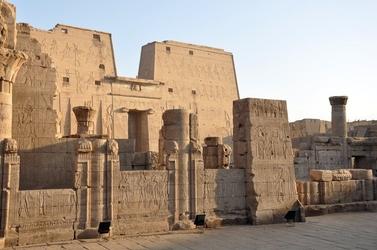 Fototapeta świątynia karnak egipt fp 2091