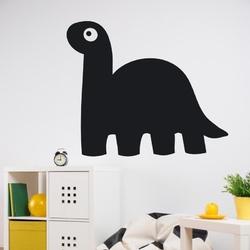 Dinozaur 2tk01 naklejka tablicowa dla dzieci