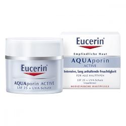 Eucerin aquaporin active krem nawilżający spf25+