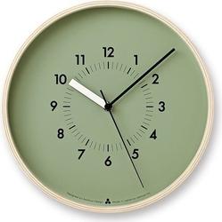 Zegar awa soso zielona tarcza