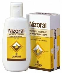 Nizoral szampon 100ml