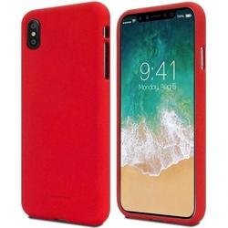 Mercury Etui Soft Samsung A105 A10 czerwone