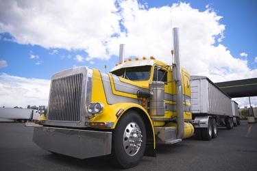 Fototapeta truck 3603